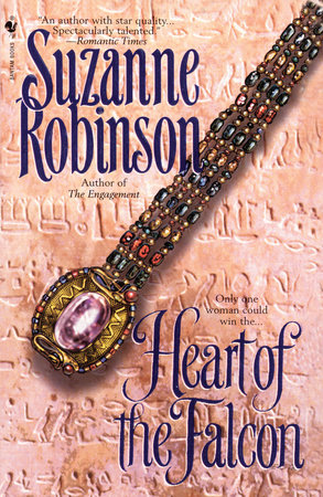 Heart of the Falcon by Suzanne Robinson