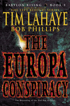 Babylon Rising: The Europa Conspiracy by Tim LaHaye