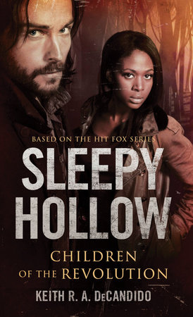 Sleepy Hollow by Keith R.A. DeCandido