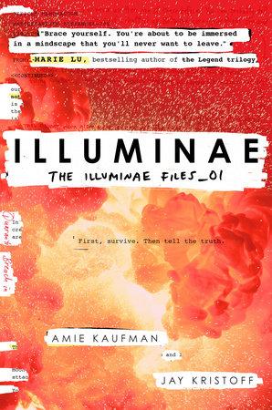 Illuminae by Jay Kristoff,Amie Kaufman