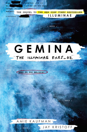 Gemina by Jay Kristoff,Amie Kaufman