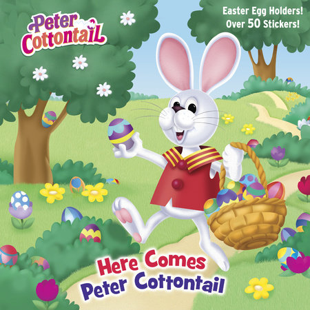 Here Comes Peter Cottontail Pictureback (Peter Cottontail) by Mary Man-Kong