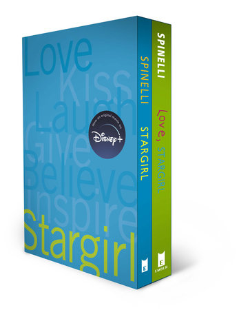 Stargirl/Love, Stargirl Paperback Box Set by Jerry Spinelli