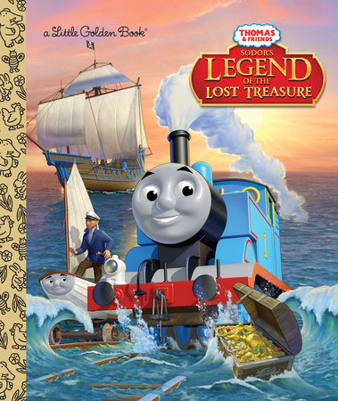 Sodor's Legend of the Lost Treasure (Thomas & Friends) by Rev. W. Awdry
