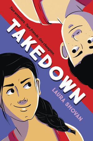 Takedown by Laura Shovan