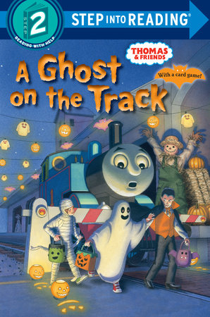 A Ghost on the Track (Thomas & Friends) by Rev. W. Awdry