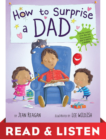 How to Surprise a Dad: Read & Listen Edition