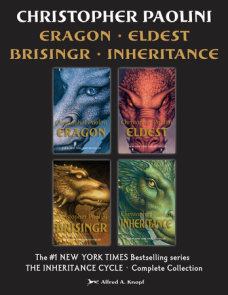 The Inheritance Cycle 4-Book Collection