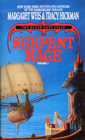 Serpent Mage by Margaret Weis and Tracy Hickman