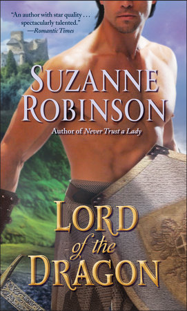 Lord of the Dragon by Suzanne Robinson