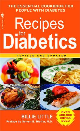 Recipes for Diabetics by Billie Little