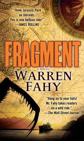 Fragment by Warren Fahy