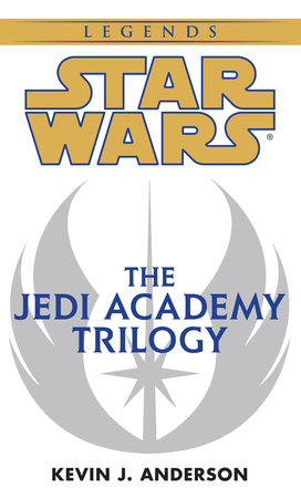 Star Wars: Jedi Trilogy Boxed Set by Kevin Anderson