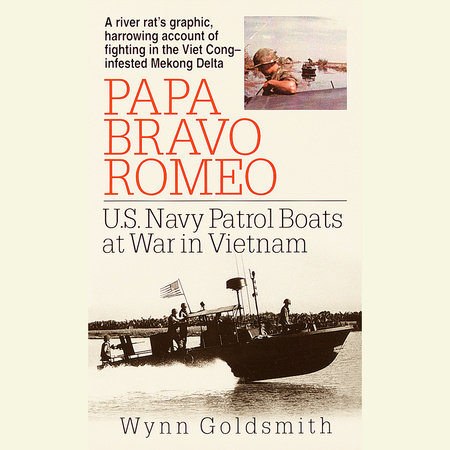 Papa Bravo Romeo by Wynn Goldsmith