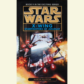 Star Wars: X-Wing: Starfighters of Adumar