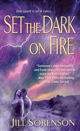 Set the Dark on Fire by Jill Sorenson