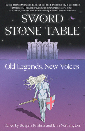 Sword Stone Table by