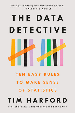 The Data Detective by Tim Harford