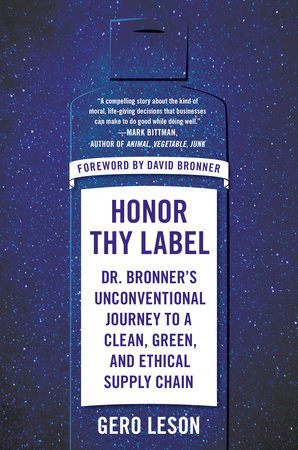 Honor Thy Label by Gero Leson