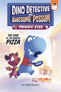 The Case of the Nibbled Pizza #1
