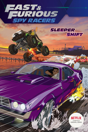 Sleeper Shift by Liz Marsham