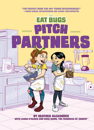 Pitch Partners #2 by Laura D'Asaro, Rose Wang and Heather Alexander
