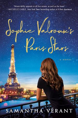 Sophie Valroux's Paris Stars by Samantha Vérant