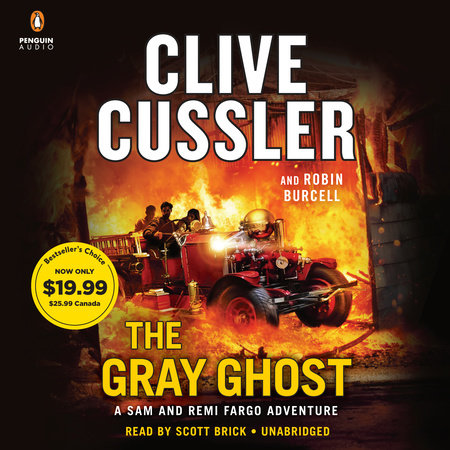 The Gray Ghost by Robin Burcell,Clive Cussler