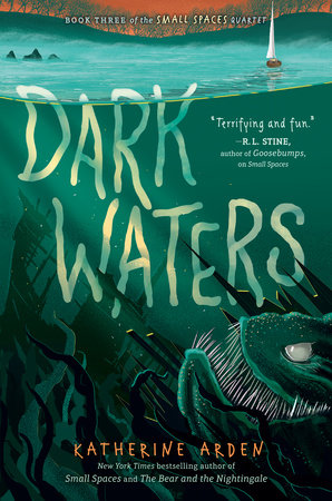 Dark Waters by Katherine Arden
