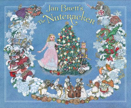 Jan Brett's The Nutcracker by Jan Brett