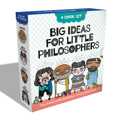 Big Ideas for Little Philosophers Box Set by Duane Armitage and Maureen McQuerry