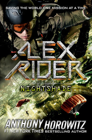 Nightshade by Anthony Horowitz