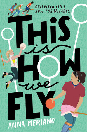 This Is How We Fly by Anna Meriano