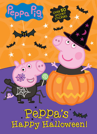 Peppa's Happy Halloween! (Peppa Pig) by Golden Books