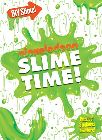 Slime Time! (Nickelodeon) by Random House