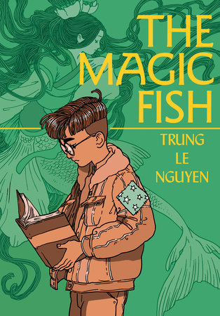 The Magic Fish by Trung Le Nguyen