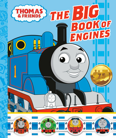 The Big Book of Engines (Thomas & Friends) by Random House