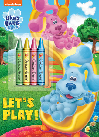 Let's Play! (Blue's Clues & You) by Cara Stevens