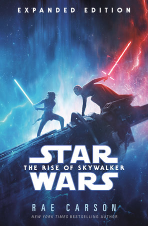The Rise of Skywalker: Expanded Edition (Star Wars) Book Cover Picture