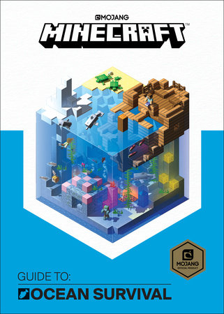 Minecraft: Guide to Ocean Survival by Mojang Ab, The Official Minecraft  Team | PenguinRandomHouse com: Books