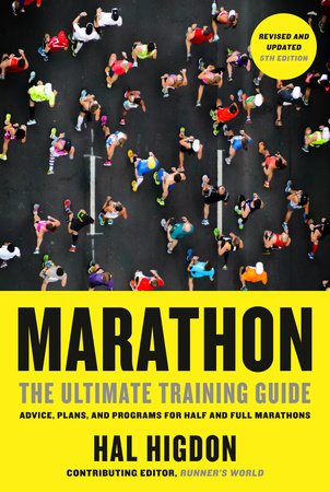Marathon, Revised and Updated 5th Edition by Hal Higdon