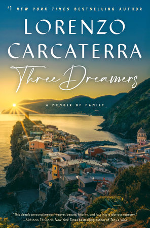 Three Dreamers by Lorenzo Carcaterra