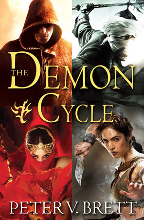 The Demon Cycle 5-Book Bundle by Peter V. Brett