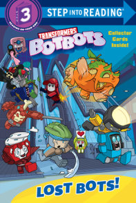 Lost Bots! (Transformers BotBots)