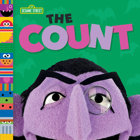 The Count (Sesame Street Friends) by Andrea Posner-Sanchez