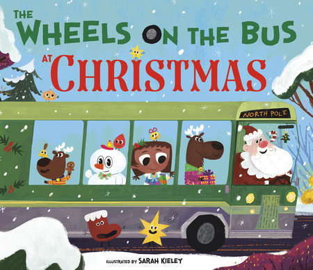 The Wheels on the Bus at Christmas by