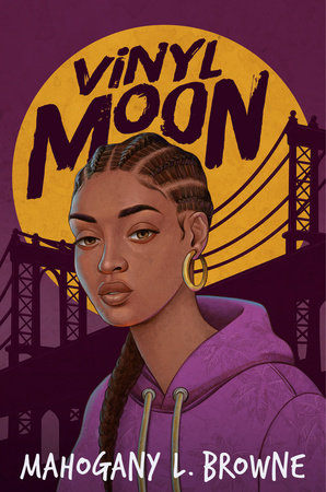 Vinyl Moon by Mahogany L. Browne