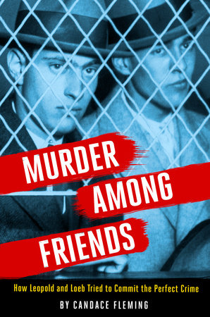 Murder Among Friends by Candace Fleming