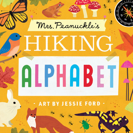 Mrs. Peanuckle's Hiking Alphabet by Mrs. Peanuckle