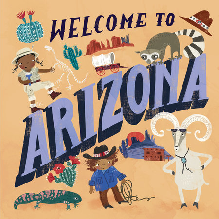 Welcome to Arizona (Welcome To) by Asa Gilland